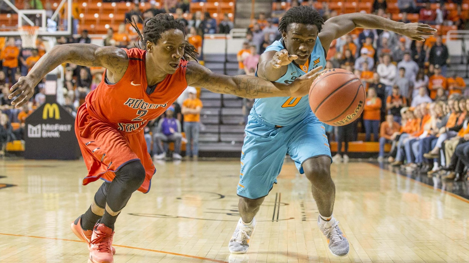 Oklahoma_state_cowboys_vs_rogers_state_hillcats_mens_basketball_game_wednesday_november_30_2016_gallagher_iba_arena_stillwater_ok_bruce_waterfieldosu_athletics_31202023552_o