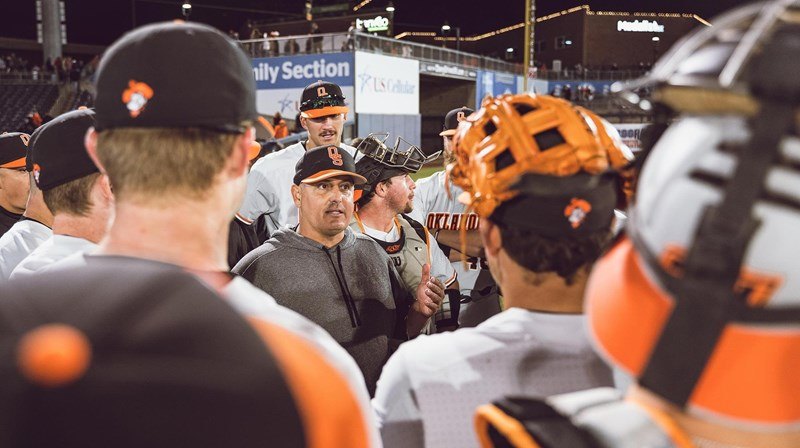 Cowboy Baseball Opens Postseason Play At Big 12 Tourney