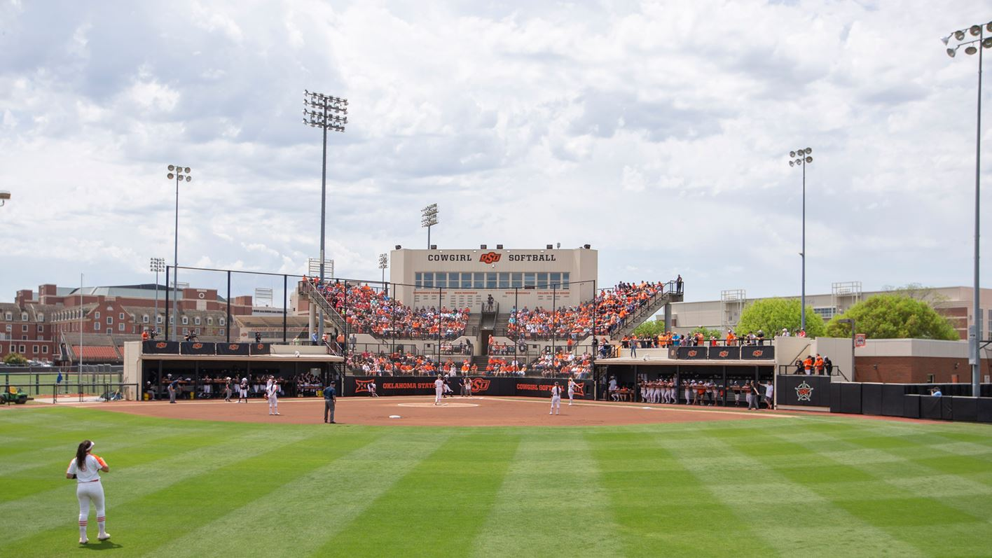 Softball Oklahoma State University Athletics