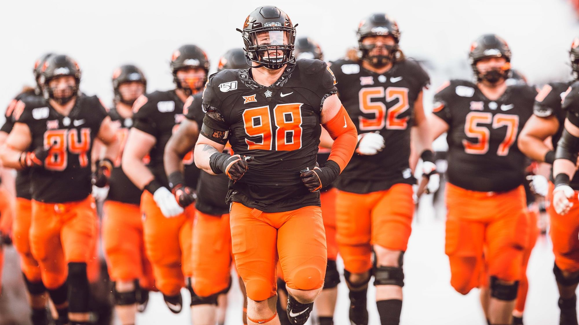 Checking In On The Cowboys Midseason Report Oklahoma State University Athletics
